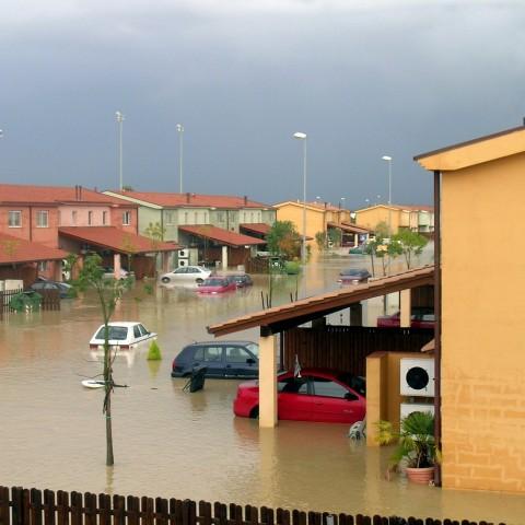 lotissement et inondation